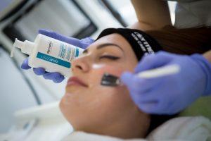terapie faciala